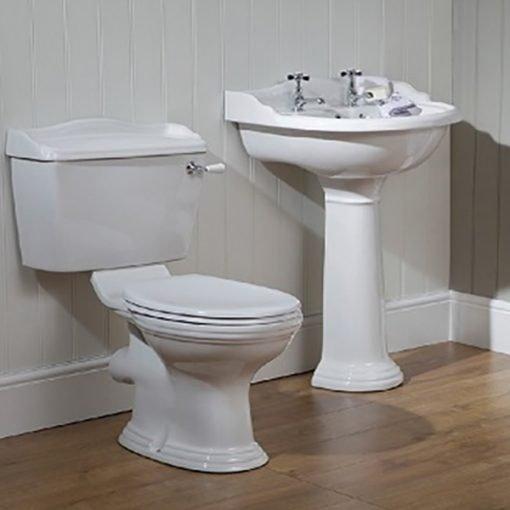 Cambridge Bathroom Suite