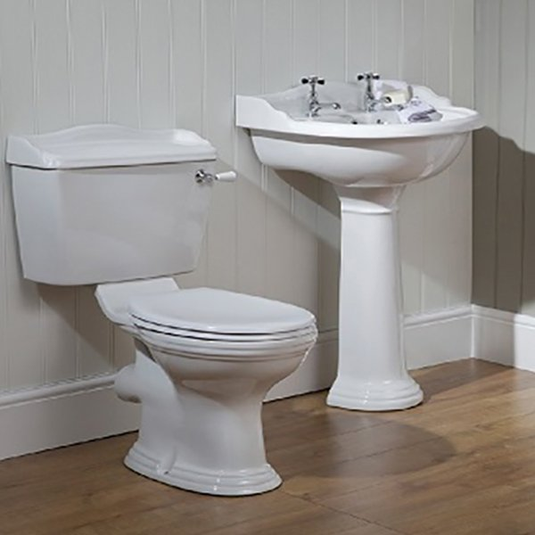Cambridge Bathroom Suite