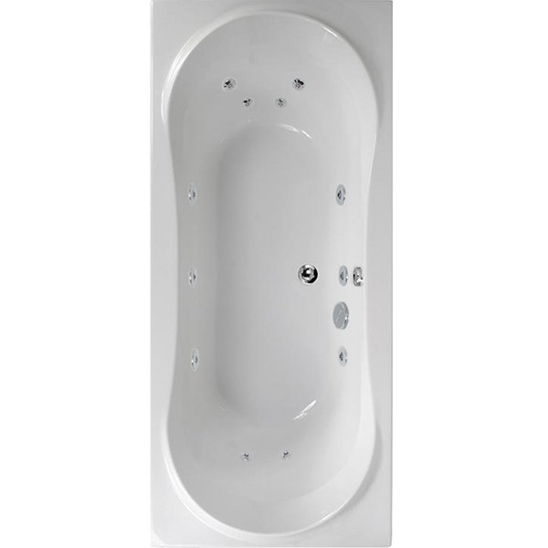 Built In Baths