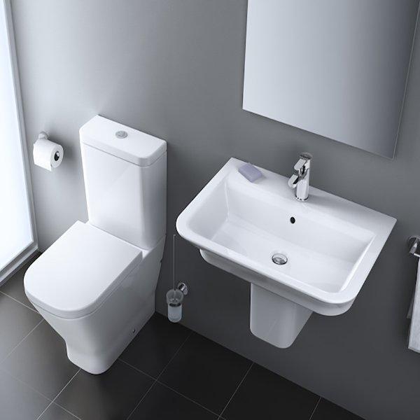 Roca bathroom reviews 28 images roca debba compact for Roca bathroom fittings