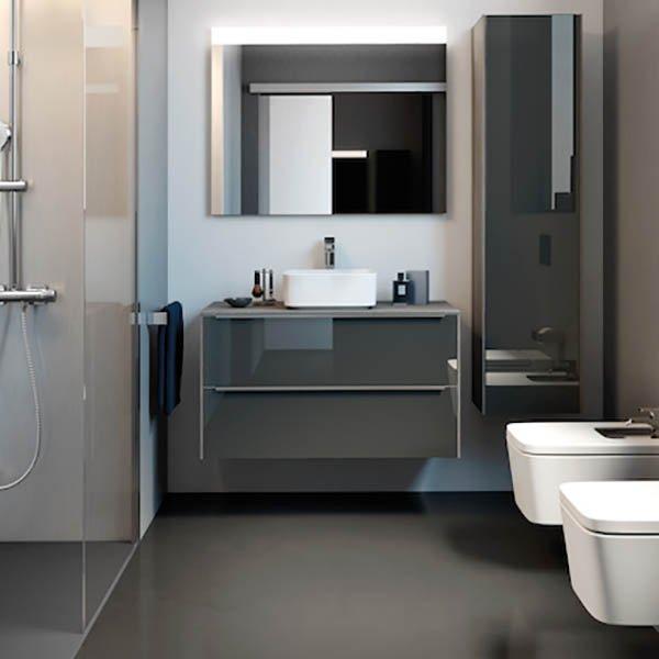 Roca Inspira Bathroom Furniture Collection Global Tiles